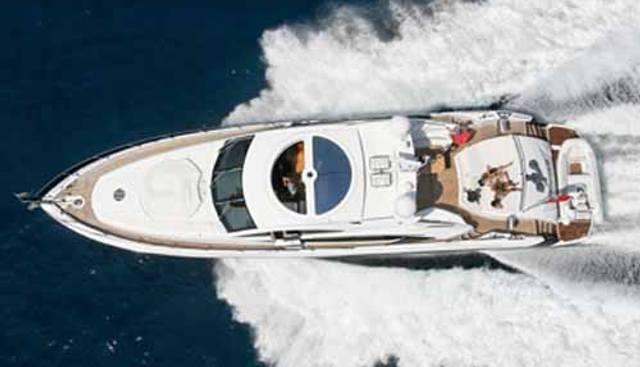 Octavia Charter Yacht - 5