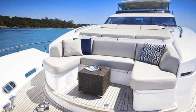 Anka Charter Yacht - 2