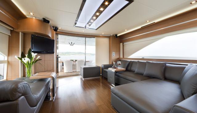 Kaijou Charter Yacht - 5