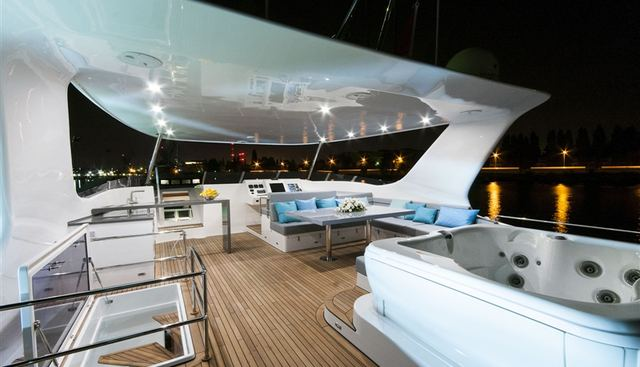 Skylark Charter Yacht - 3