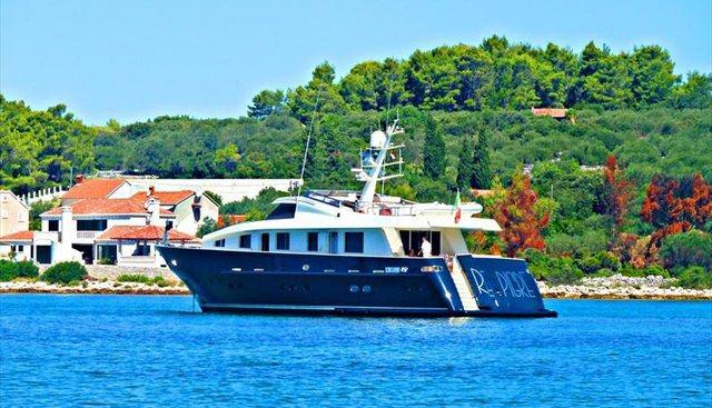 Tex Charter Yacht - 2
