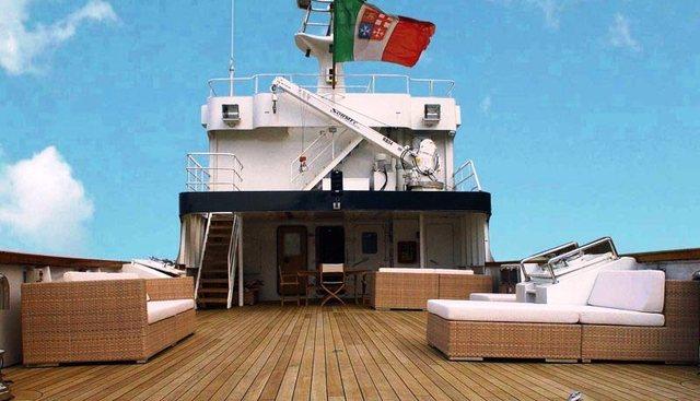 Nave Barbara Charter Yacht - 2