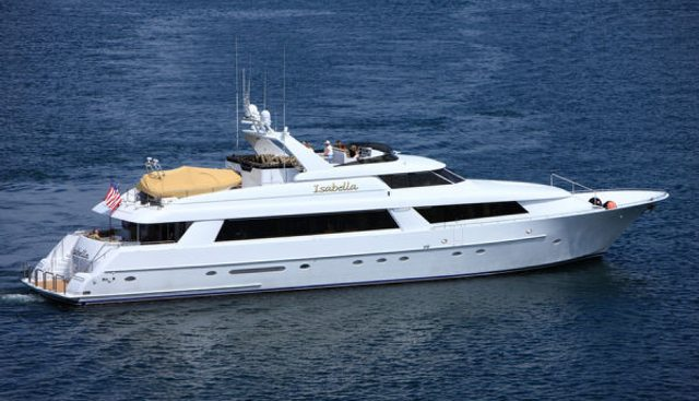 Three Blessings Charter Yacht