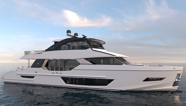 Hold It Flat Charter Yacht