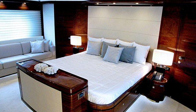 Lady Gaga Charter Yacht - 4