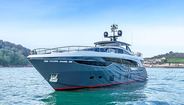 Restless Charter Yacht - 2