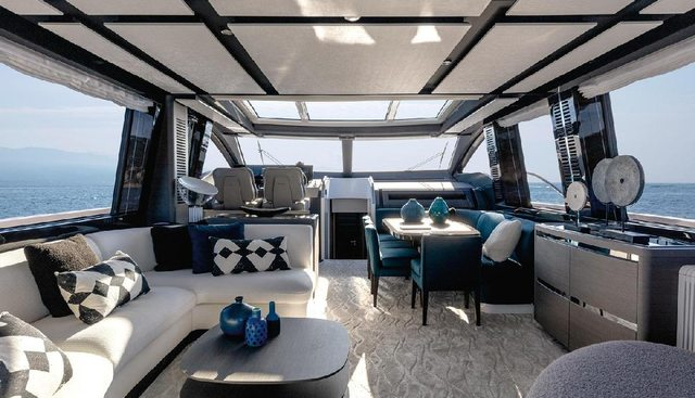 Never Give Up Charter Yacht - 8