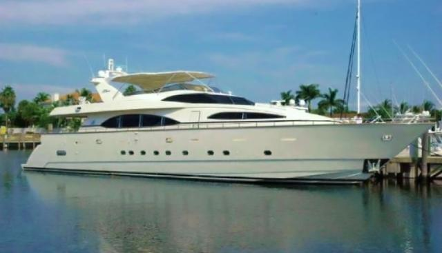 Pure Charter Yacht