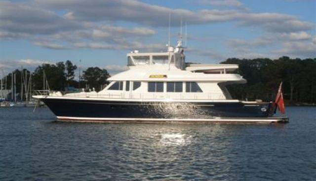 Song of Acadia Charter Yacht - 2