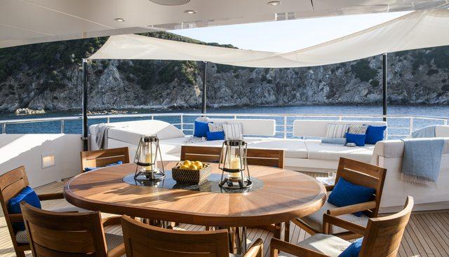 Irisha Charter Yacht - 8