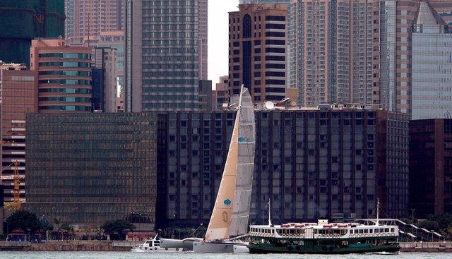 Sodebo Ultim' Charter Yacht - 5