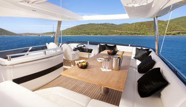 Panthera Cove Charter Yacht - 3