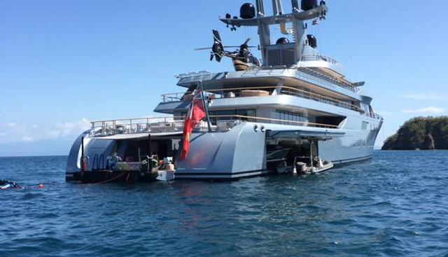 Pacific Charter Yacht - 4
