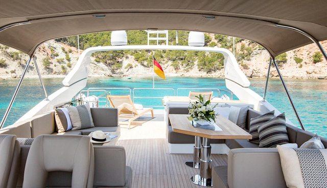 Sky Charter Yacht - 5