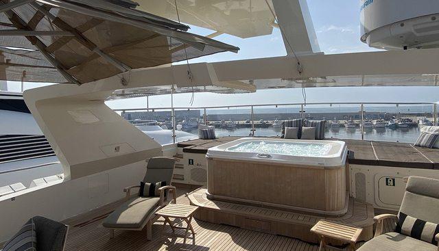 Cloud Atlas Charter Yacht - 3