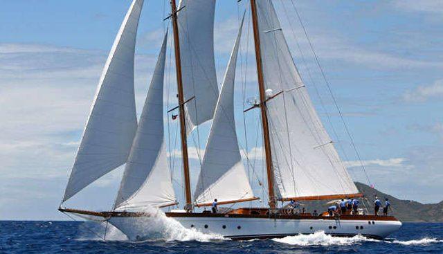 Seljm Charter Yacht