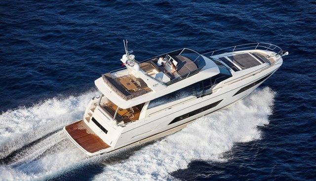 Moet Charter Yacht - 5