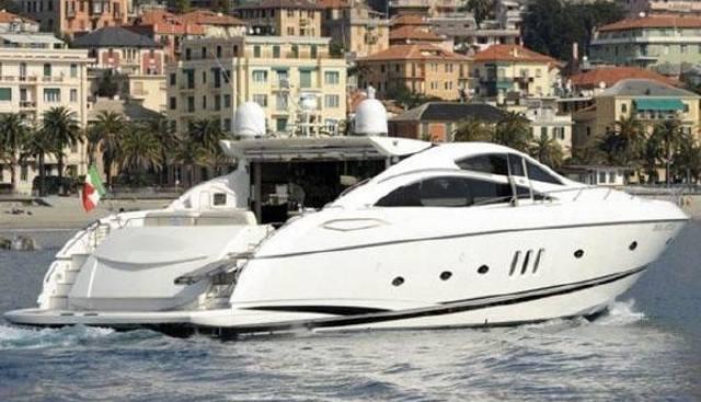 Predator 82 Charter Yacht - 5