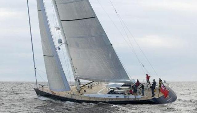 Hoppetosse Charter Yacht
