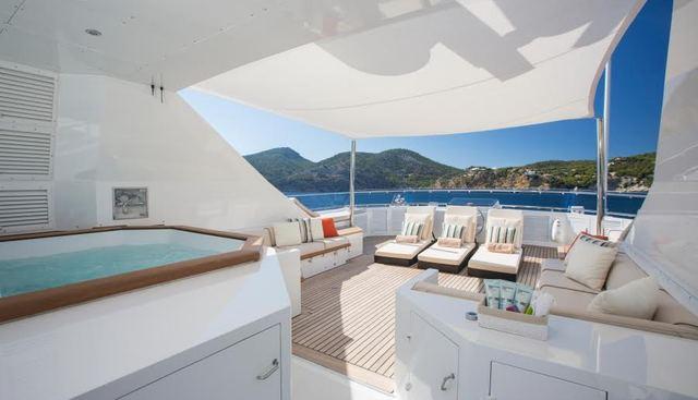 Legacy V Charter Yacht - 2