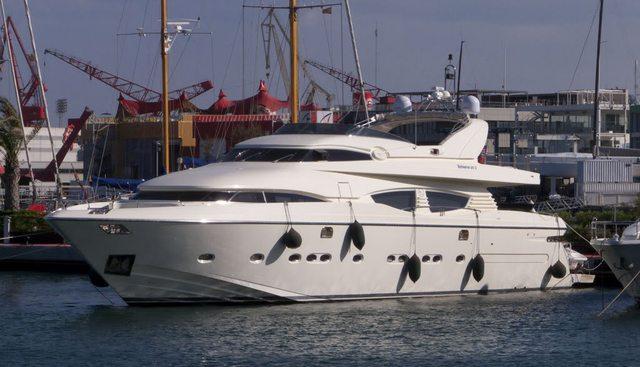 Gran Pez Charter Yacht