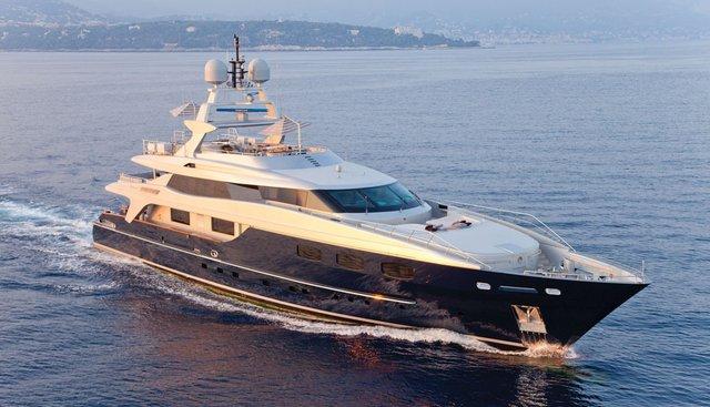 Sofia 3 Charter Yacht