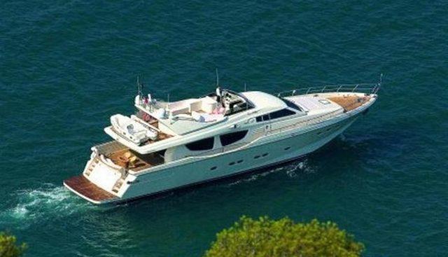 Posillipo Technema Charter Yacht