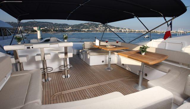 Infiniti I Charter Yacht - 4