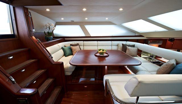 Tilly Mint Charter Yacht - 7