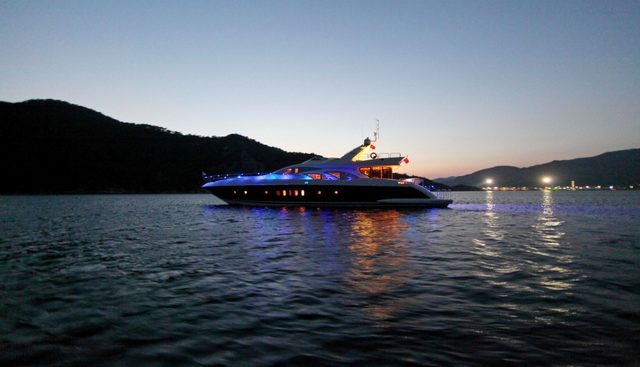 Skazka Charter Yacht - 3