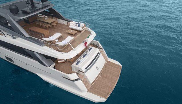 Reine D'Azur Charter Yacht - 4