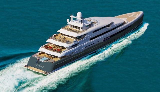 Illusion Plus Charter Yacht - 3