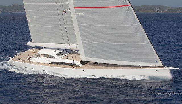 Unfurled Charter Yacht