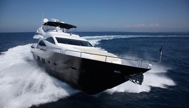 Ti Amo Charter Yacht