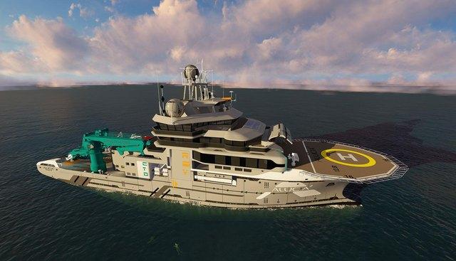 OceanXplorer 1 Charter Yacht - 8