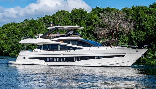 17 Charter Yacht