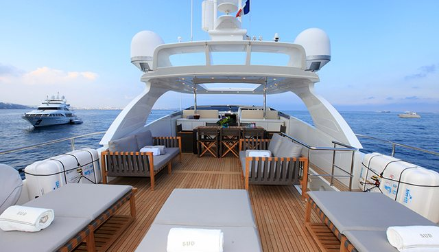 Sud Charter Yacht - 4