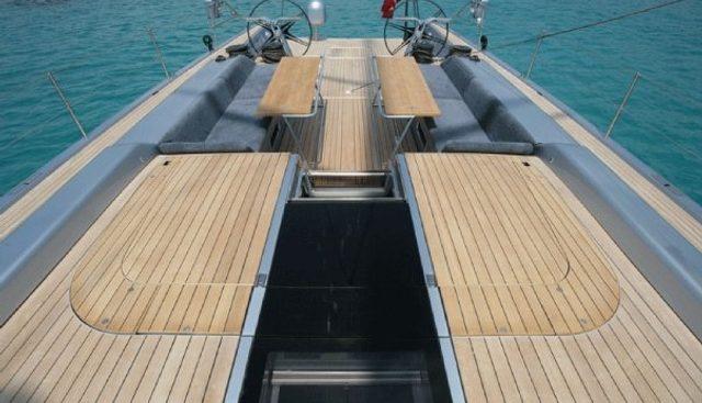 Ryokan 2 Charter Yacht - 5