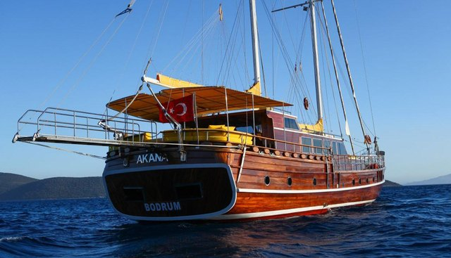 White Swan Charter Yacht - 5