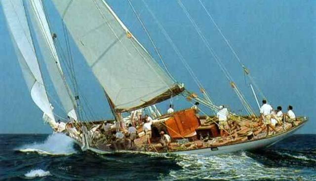 Candida Charter Yacht - 2