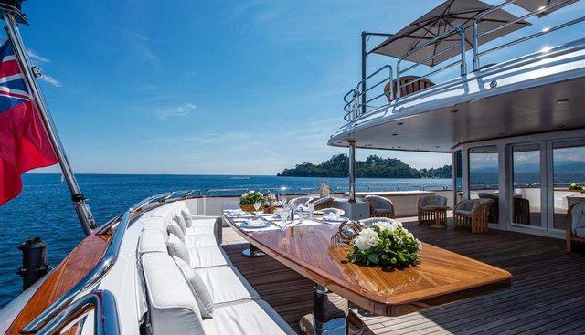 Bash Charter Yacht - 4