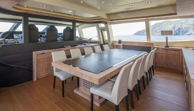 Miss Moneypenny V Charter Yacht - 8