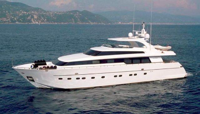 Tout Sweet Charter Yacht
