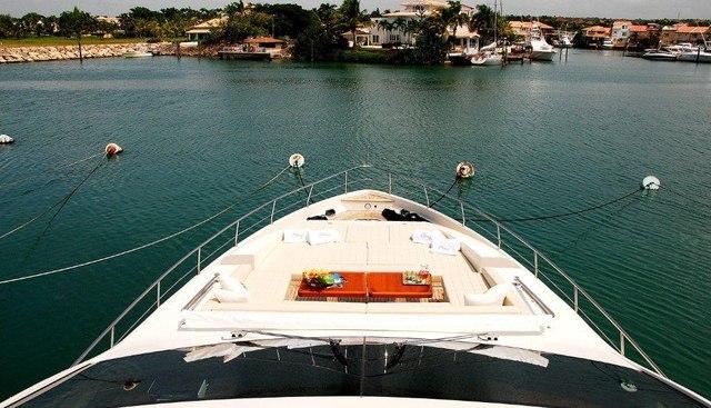 Itza Charter Yacht - 4