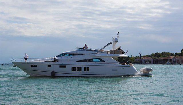 Gioia II Charter Yacht