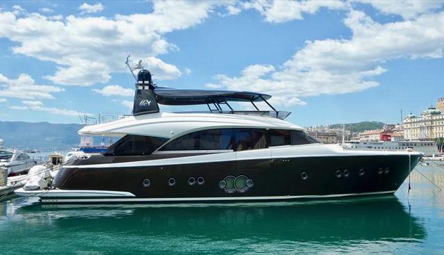 Olga Charter Yacht