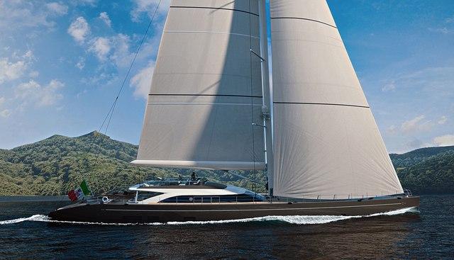 Perini Navi 47m Classic Charter Yacht