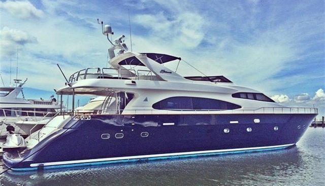 H2 Charter Yacht