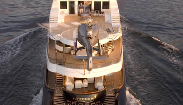 Attessa Charter Yacht - 3