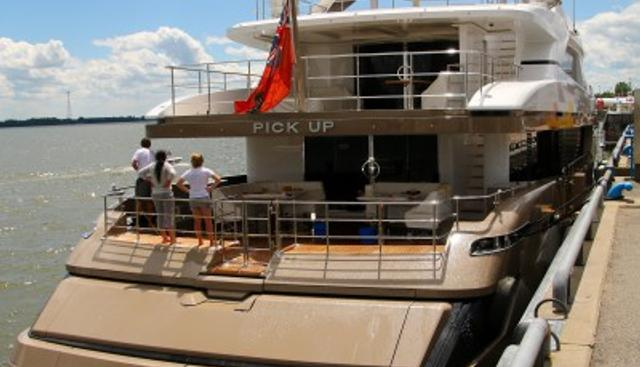 Pick Up Charter Yacht - 5